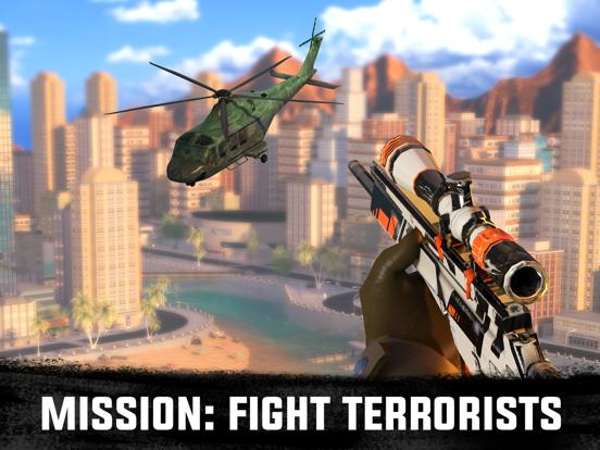 Sniper 3D Assassin: Gun Games-ipad-0