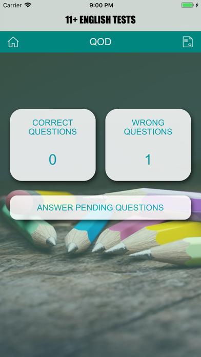 11+ English Exam Question screenshot 8