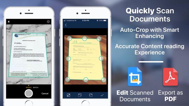 Scanner App - Document Scan screenshot-0