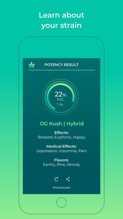 HiGrade: Cannabis Testing screenshot-3