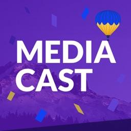 Ukrainian TV by Mediacast