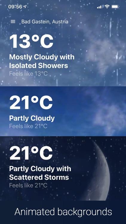 Weather ℉ screenshot-4