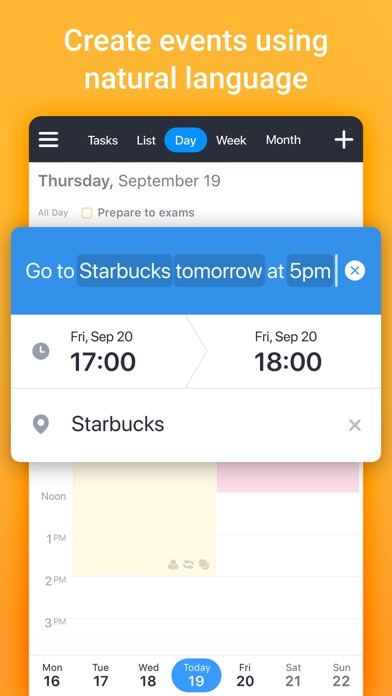 Calendars 5 by Readdle Screenshots