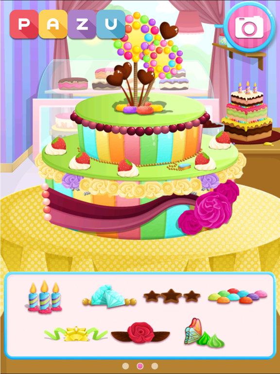 Swell Cake Maker Cooking Games App Price Drops Funny Birthday Cards Online Eattedamsfinfo