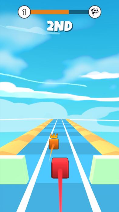Cube Race 3D screenshot 1