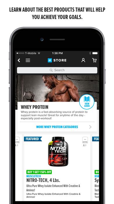 Bodybuilding.com Store app image