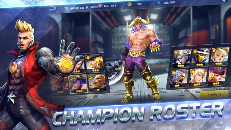 Final Fighter 3D screenshot-4