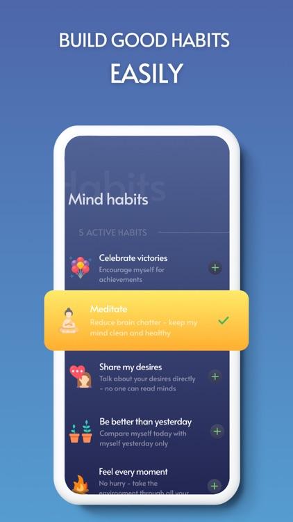 Mindventure: Daily Self Care screenshot-3