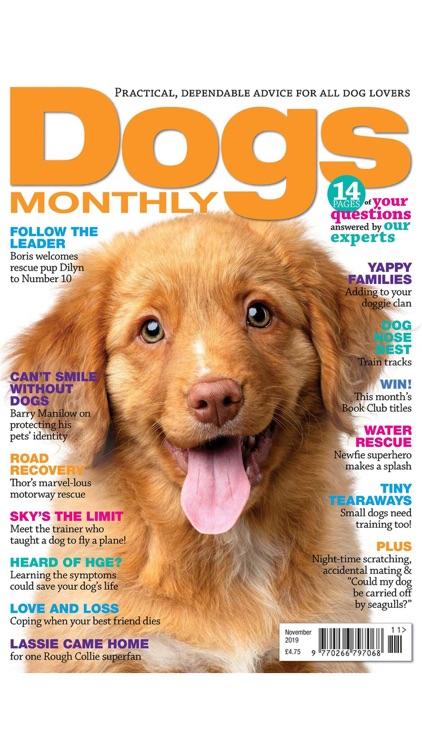 Dogs Monthly Magazine screenshot-4