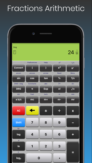 Scientific Calculator Eliteのおすすめ画像1