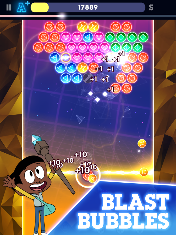 Plasma Pop tablet App screenshot 1