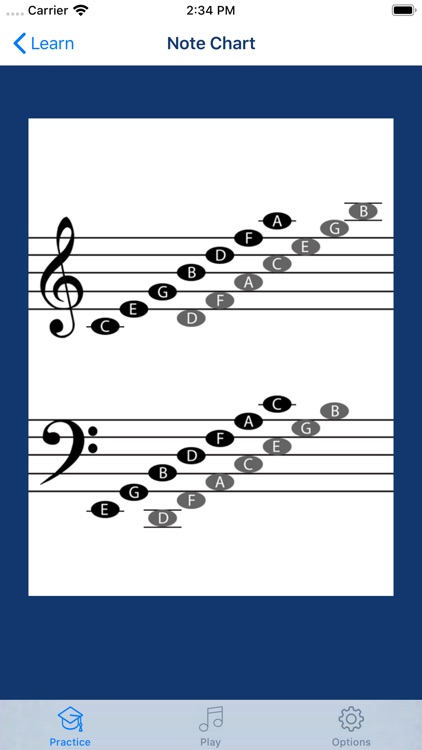NoteRacer - Music Note Reading screenshot-3