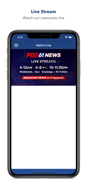 FOX 61 on the App Store