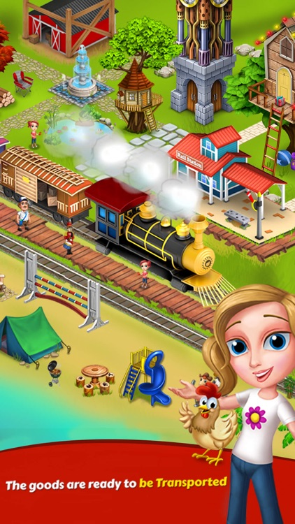 Big Little Farmer Offline Game screenshot-3