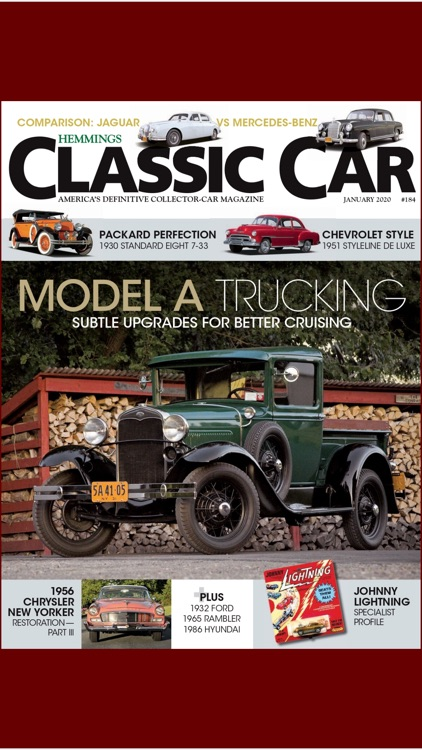 Hemmings Classic Car