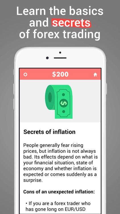 Forex & Stock Market Game screenshot-0