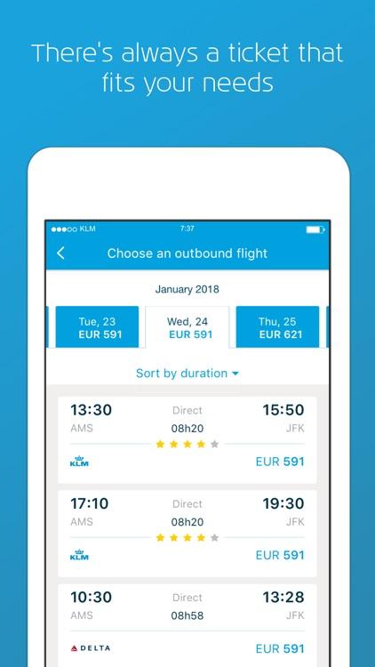 KLM screenshot-1