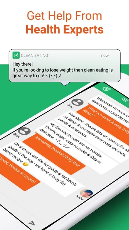 Healthy Eating Meal Planner screenshot-3