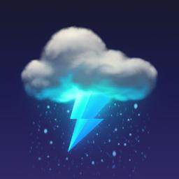 Ícone do app Snowflake Weather