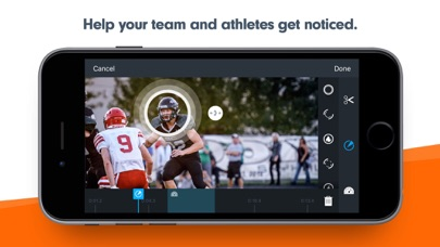 Screenshot for Hudl in United States App Store