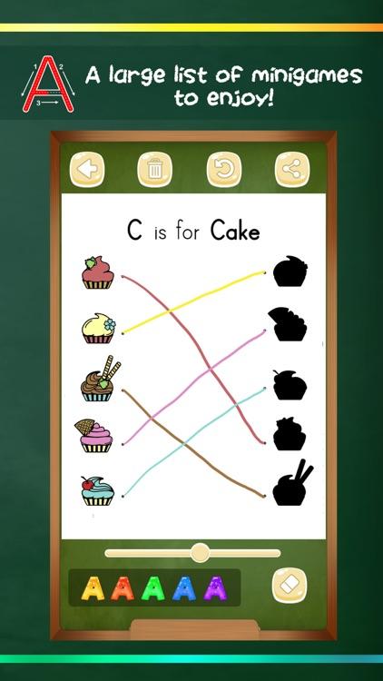 Alphabet learning – Brain game screenshot-4