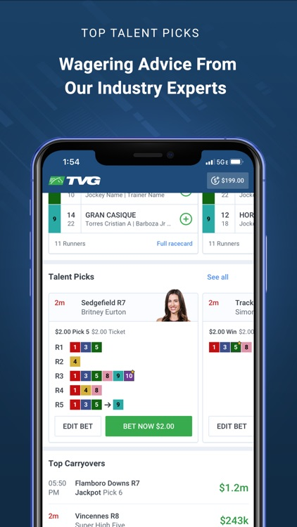 TVG - Horse Racing Betting App screenshot-5