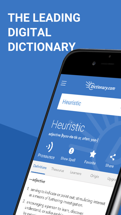 Dictionary com Pro Learn Words - Revenue & Download