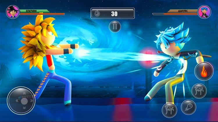 Stickman Hero 3D: Stick Fight