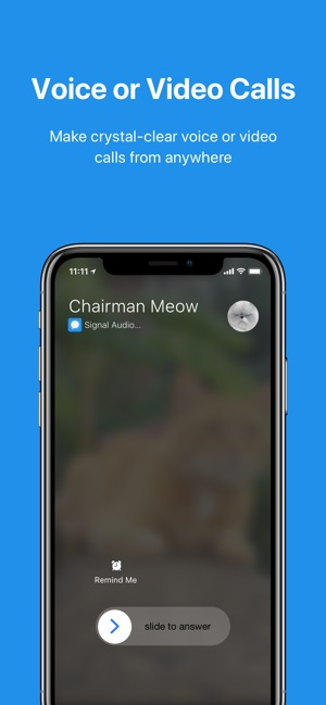 Signal - Private Messenger on the App Store