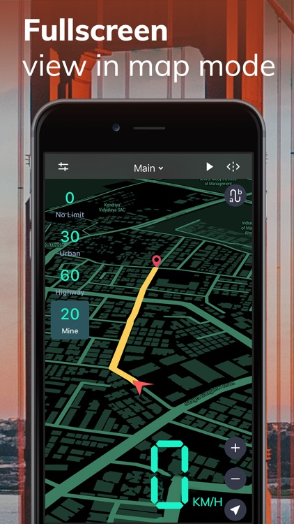 Speedometer, Speed Box App +