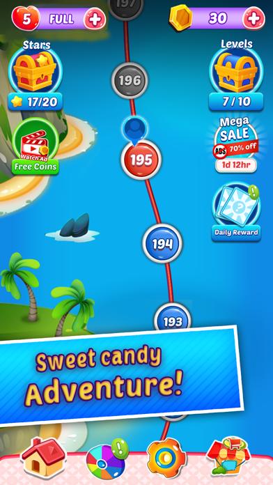 Crazy Story - A Match 3 Game screenshot four