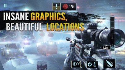 Screenshot from Sniper Fury: PvP Shooter Game