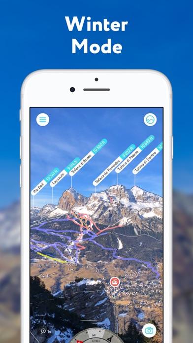 PeakVisor Screenshot