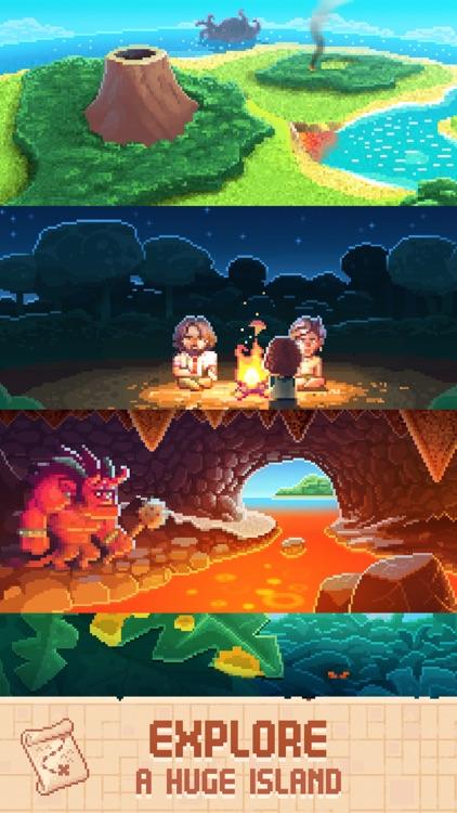 Tinker Island: Survival Story screenshot-3