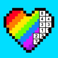 RAINBOW Color by Number Hack Online Generator  img
