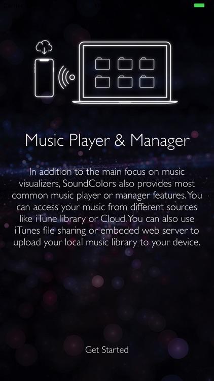 SoundColors - Music Visualizer screenshot-5