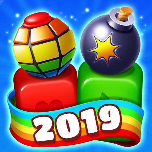 Toy Cubes Pop:Blast Cubes iOS App