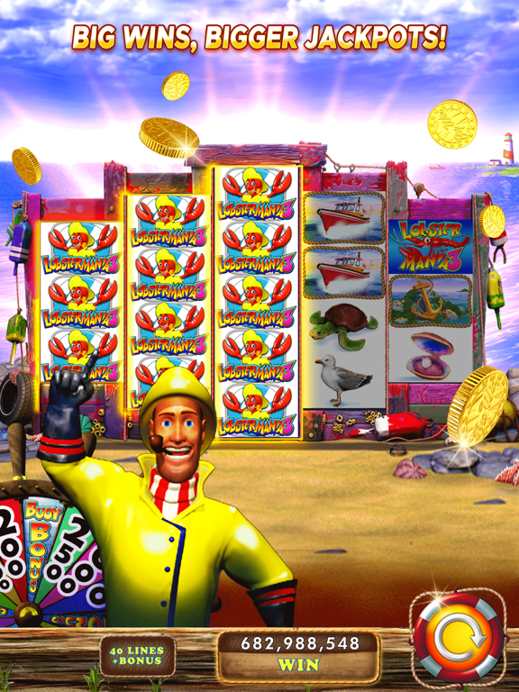 DoubleDown Slots & Casino - Free Vegas Games! screenshot