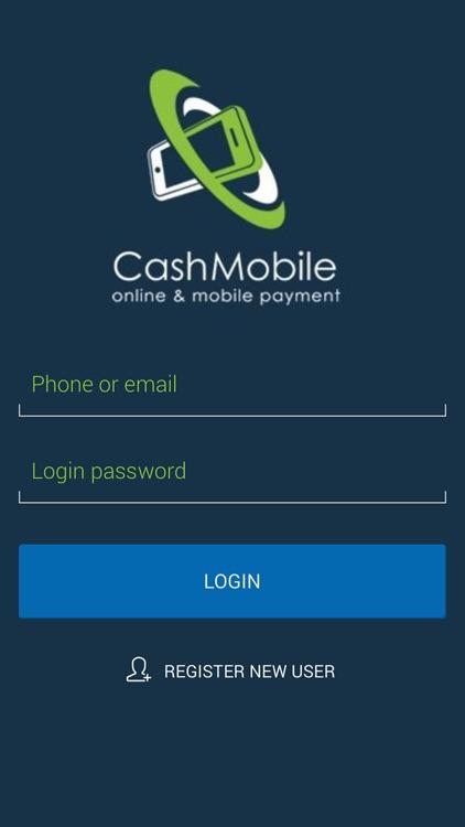 CashMobile - Cash on mobile