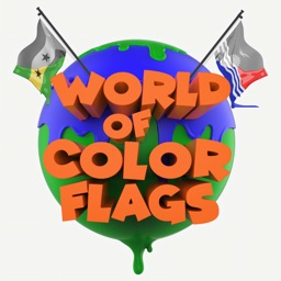 World of Color Flags