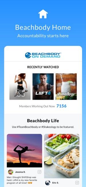 Beachbody® On Demand on the App Store