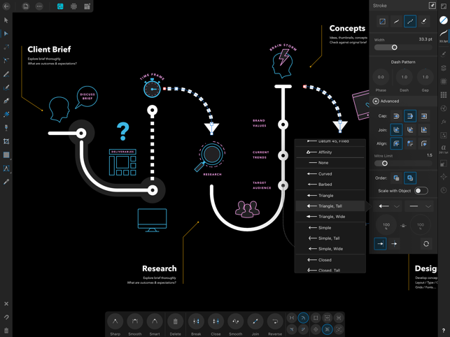 ‎Affinity Designer Screenshot