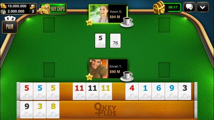 Okey Plus screenshot-3