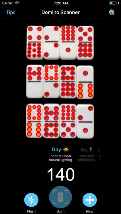 Domino Scanner screenshot 2