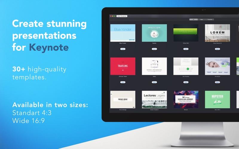 Themes for Keynote Free Screenshot