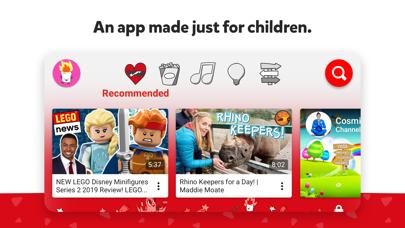 Screenshot for YouTube Kids in Azerbaijan App Store
