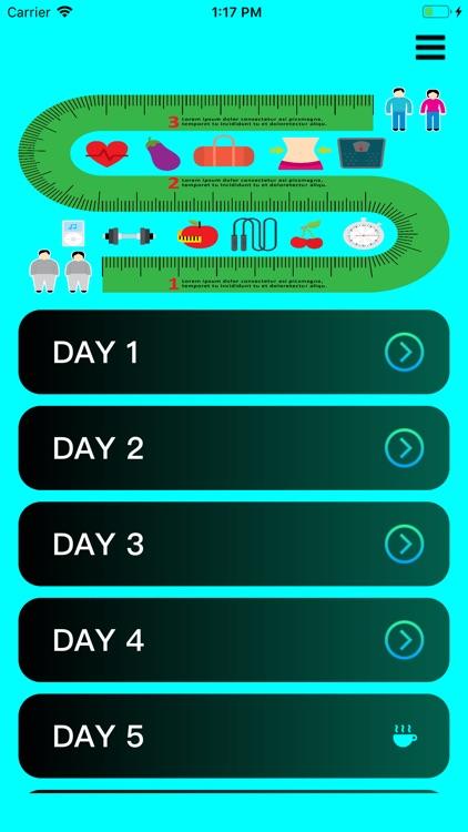 Weight Loss - 21 Days screenshot-5