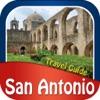 San Antonio Offline Map Guide