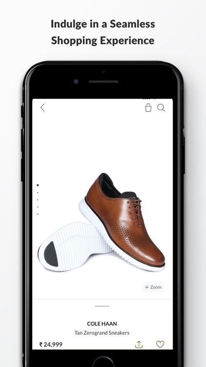 Tata CLiQ Luxury screenshot-5