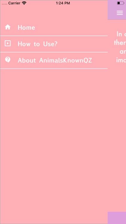 AnimalsKnownQZ screenshot-5